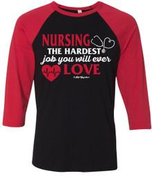 Nursing Raglan
