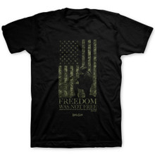 Freedom Was Not Free Kerusso Tee