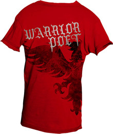 Phoenix Rising Short Sleeve Warrior Poet Tee