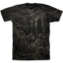 Kerusso Calvary All Over Shirt