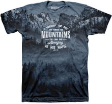 Who Formed the Mountains (All-Over Print)