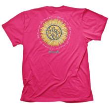 Cherished Girl Follow the Son Women's Christian Shirt by Kerusso Back