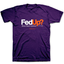 Kerusso Fed Up? Christian Shirt