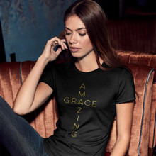 Amazing Grace Women's Shirt by Grace & Truth