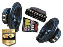 "6.5"" HD-62 BRAXIAL CDT Audio 2-Way High Definition Speaker System"