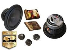 "6.5"" HD-M62 CDT Audio Mid-Bass Enhanced 2-Way Component Speaker Set"