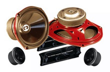 6x9 CL-69COM2 CDT Audio 2 Way Component Speaker System
