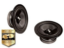 "4"" HD-4 CDT Audio High Definition Mid-Woofer Pair"