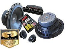 "6.5"" CL-62.2 CDT Audio Classic 2-Way Component Set TWO OHM VERSION"