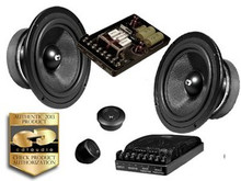 "5.25"" HD-52 CDT Audio 2-Way High Definition Component Speaker Set"