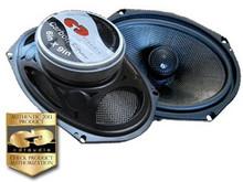 6x9 HD-690CFX CDT Audio Carbon Fiber Coaxial Speakers