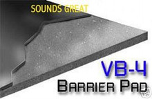 VB-4 Cascade Super Flex Barrier Pad 14 sq ft VB4  NEW