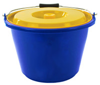 Travel Bucket with Lid