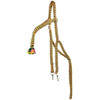 "Ruchi color ""Multi"" headstall without noseband"
