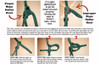 Proper way to tie a rope halter