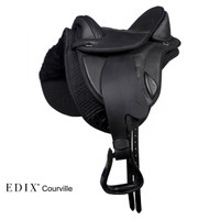 "EDIX ""Courville"" Treeless Saddle Complete"