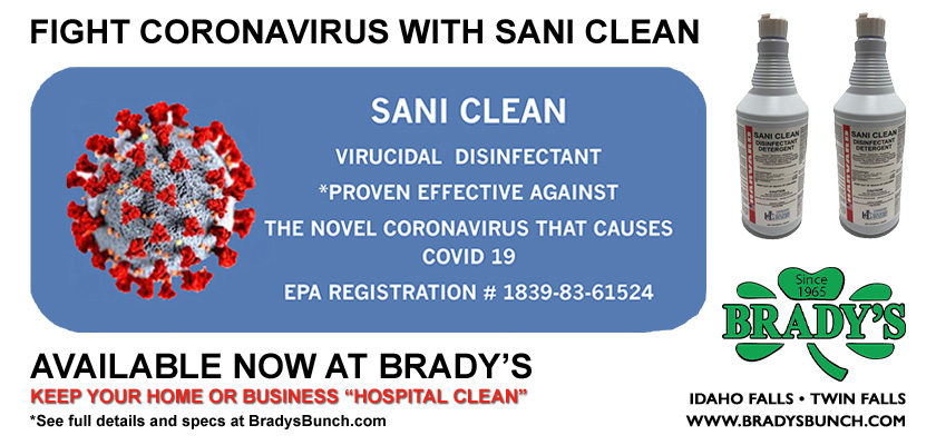 Hospital Clean at Brady's