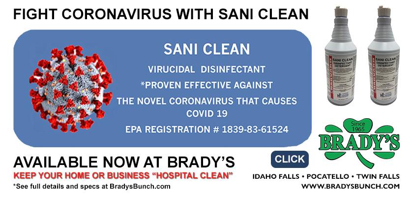 Hospital Clean at Brady's