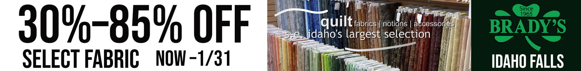 Sewing Idaho Falls