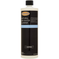 Jacuzzi® Brand Natural Spa Water Clarifier  Helps clear cloudy water by bonding small particles together so they can be removed more effectively by your filter.