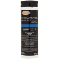 Jacuzzi® CHLORINATING GRANULES 2 lbs  Effective sanitation formulated specifically for hot tubs to maintain cleaner, clear water.