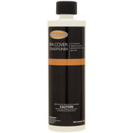 Jacuzzi® Brand Spa Cover Conditioner  UV protectant restores color and extends the life of your spa cover