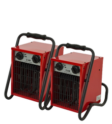 Fan Heater Pack 2