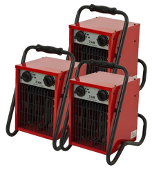 Fan Heater Pack 3