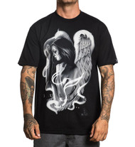 Sullen Clown Angel Tee  SULLEN-CLOWN