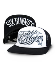 Six Bunnies Kid's Trouble Maker Cap  SB-CAP-00010