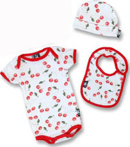 Six Bunnies Cherries Baby Gift Set  SB-SET-00001
