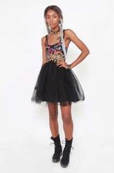 Iron Fist Carl Party Dress  IFW-05012