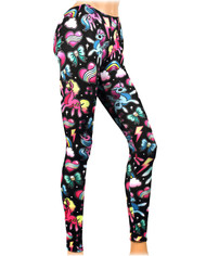 Liquor Brand Unicorn Legging LB-LEG-00013