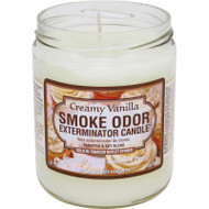 Smoke Odor Creamy Vanilla 13oz Candle
