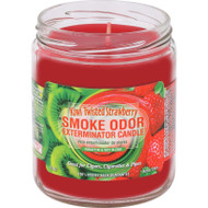 Smoke Odor Kiwi Twisted 13oz Candle