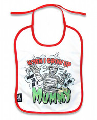 Six Bunnies Mummy Baby Bibs