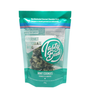 Tasty Buds Mint Cookies Chocolate 1 Oz