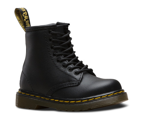 Dr. Martens Toddler 1460 Black Softy T  DR-15373001