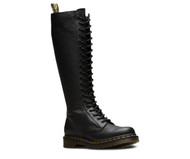 Dr. Martens 1B60 Boot Black Virginia  DR-23889001