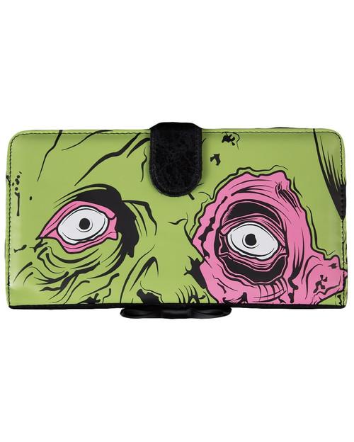 Zombie Chomper Wallet IFL-WAL-10904