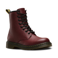 Dr. Martens Youth 1460 Cherry Red Soft T  DR-21975600
