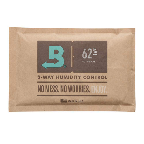 Boveda 2-Way Humidity Control 62% 67Gram
