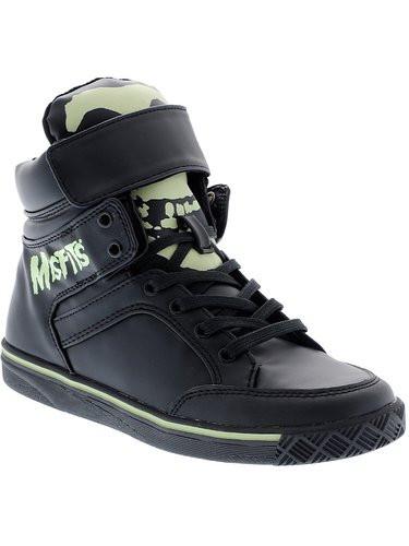 Misfits Glow In The Dark Sneaker 5554-IFL-SNK