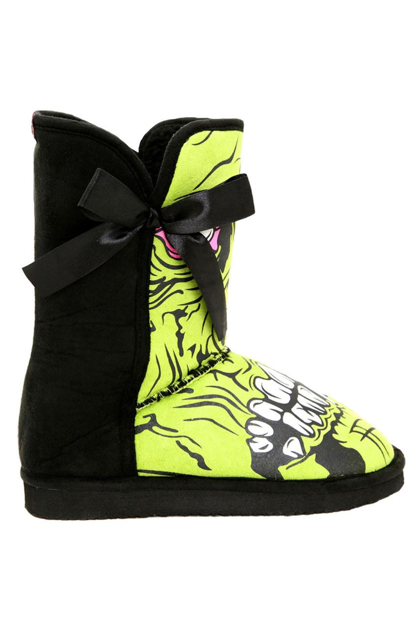 aeae1ecc2f9e Iron Fist Zombie Stomper Fugly Boot - Zone Rock