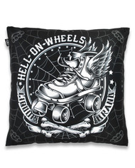 Roller Bones Pillow Cover PIL-008
