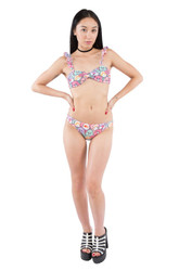 Grin & Bear It Bikini IFW-004301
