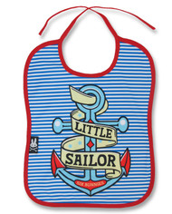 Little Sailor Baby Bib  BIB-050