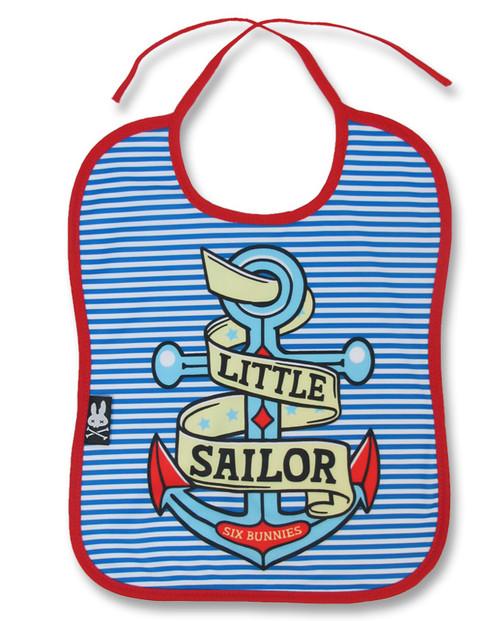 Little Sailor Baby Bib  BIB-050