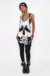 Iron Fist/Loose Tooth Romper IFW005151