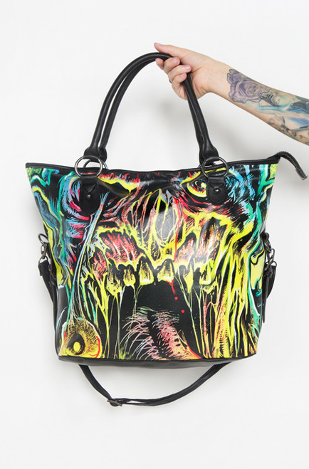Iron Fist/Carl Handbag  IFW005172
